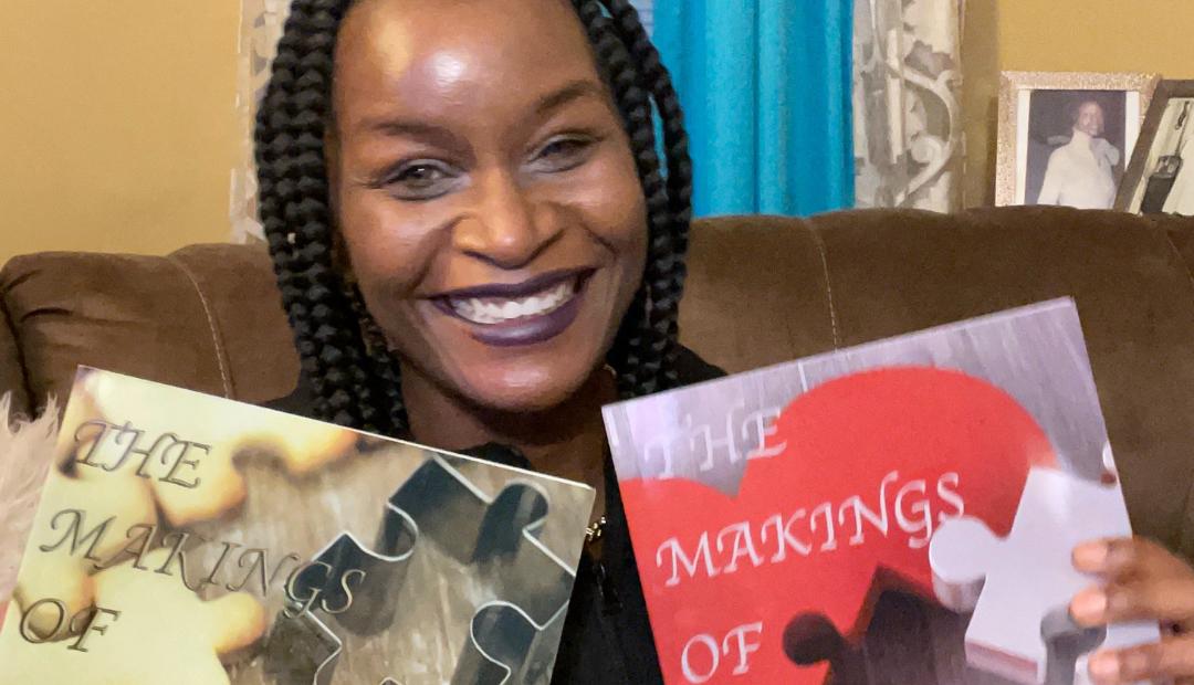 The Makings of Me and Us keepsake books